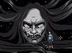 Being Her Darkest Friend - Pixel Art Horror
