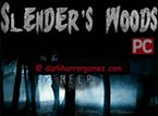 Slender Woods - Puzzle Solver Game With Slendy Behind Your Back