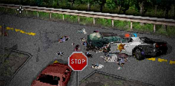 image of Don't Escape 2: crash site