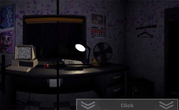 Five Nights At Candy S Online 1 Fnac Horror At Burgeria Darkhorrorgames
