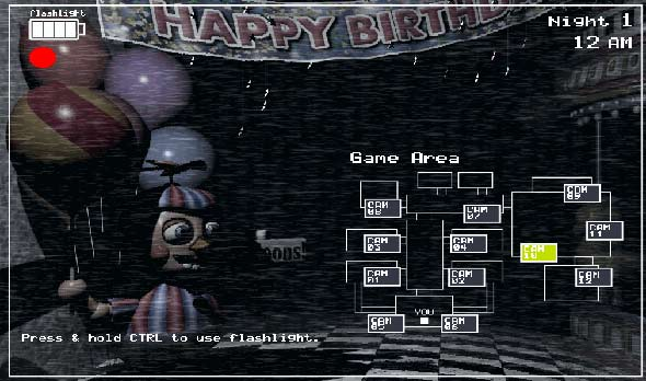 image of Five Nights At Freddy's: more terrifying creations