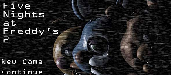 Five Nights At Freddy's Part 2 - DarkHorrorGames