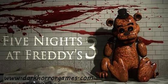 image of Five Nights At Freddys 3: poster
