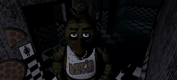 image of Five Nights At Freddy's: let's eat