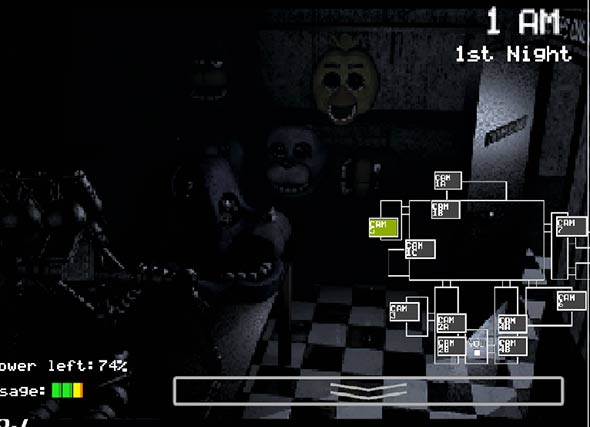 You can also play this game at quot scaryfreddy com quot at this location