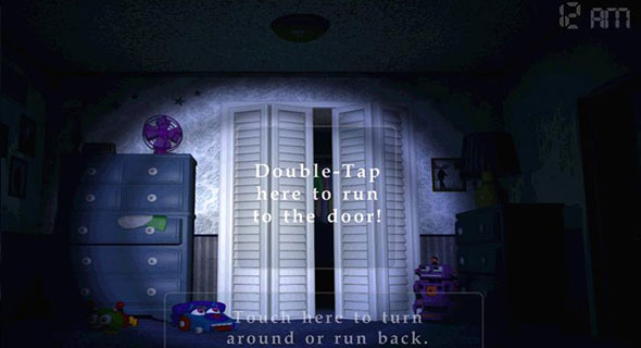 Five Nights At Freddy's 4 - Online Scratch - DarkHorrorGames
