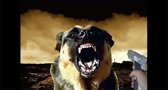 image of dog from the final scene