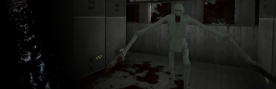 image of SCP Containment Breach: creatures