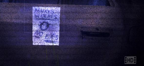 image of Slender Flashlight: always watches no eyes