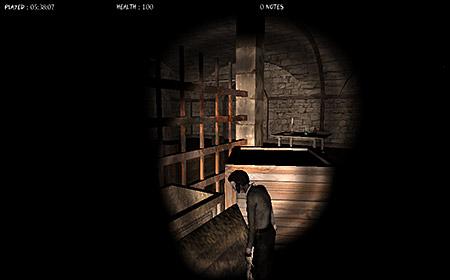 slenderman torture chambers