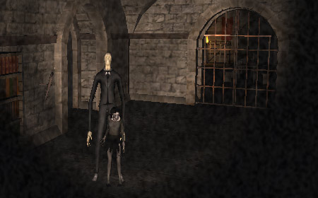 the real slender man game