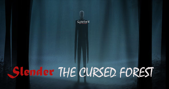 image of The Cursed Forest - poster