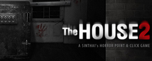 the house horror game