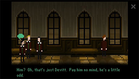 The Last Door Chapter 3 screenshot