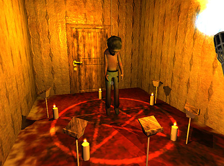 the lost souls horror game