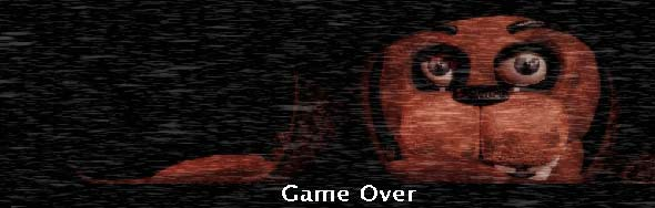 image of Five Nights At Freddy's part 2: game over
