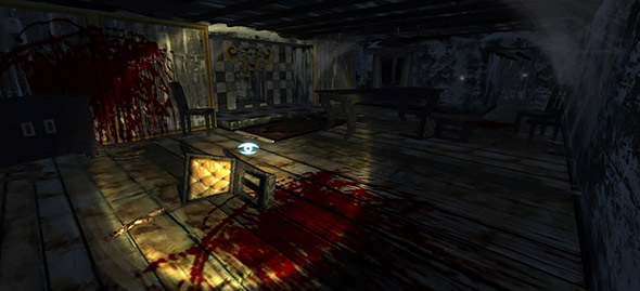 image of Ghostscape 3D: inside the house