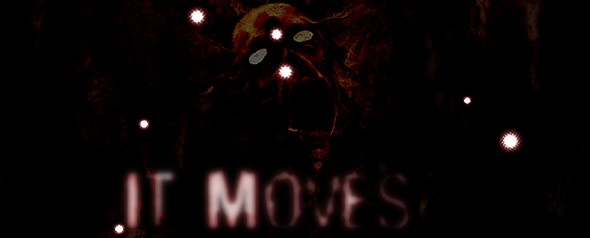 It Moves poster